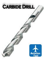 Aerospace Carbide Drill