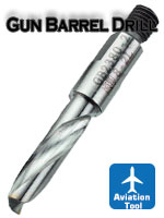 Aviation Tool Gun Barrel Drill