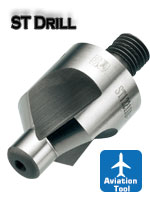 Aviation Tool Counterbore ST Drill