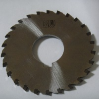 tool-Circular saw with metal ceramic blade